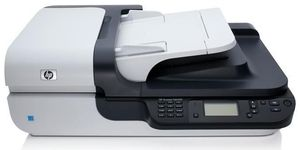 HP ScanJet N6350 A4 (Article no. 90338640) - Picture #2