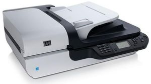 HP ScanJet N6350 A4 (Article no. 90338640) - Picture #1
