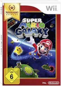 Super Mario Galaxy Selects (Art.-Nr. 90338881) - Bild #1
