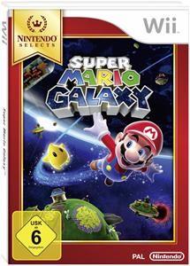 Super Mario Galaxy Selects (Art.-Nr. 90338881) - Bild #1