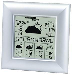Proficell technoline WD 9000 Elektronische Wetterstation silber  , (Article no. 90339014) - Picture #2
