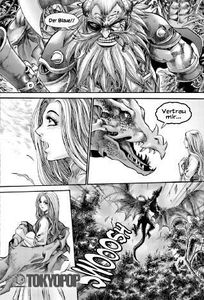 Warcraft Manga: Sunwell Trilogy 1 Drachenjagd (Article no. 90339663) - Picture #5