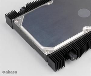Akasa Hard Drive Entkoppelungs-Kit (Article no. 90340385) - Picture #3
