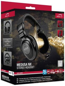 Speedlink Medusa NX Stereo Gaming Headset (Article no. 90340606) - Picture #4