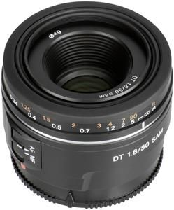 Sony 50/1.8 DT SAL-50F18 (Article no. 90343072) - Picture #1