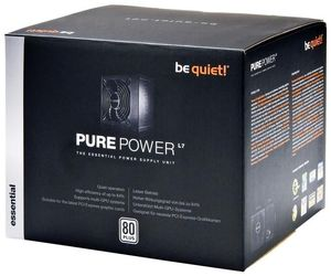 be quiet! Pure Power BQT L7-300W (Article no. 90343440) - Picture #4