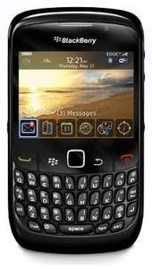 BlackBerry Curve 8520 schwarz (Article no. 90343511) - Picture #2