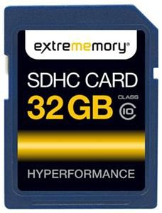 extrememory SDHC Karte 32GB (Article no. 90343845) - Picture #2