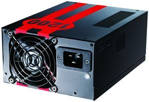Antec TruePower Quattro TPQ-1200 ATX2.2 (Article no. 90344341) - Picture #1