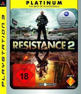 Resistance 2 Platinum -uncut- (Article no. 90344678) - Picture #1