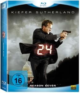 24-Twenty Four - Season 7 Box Set (Blu-ray) (Article no. 90344782) - Picture #1