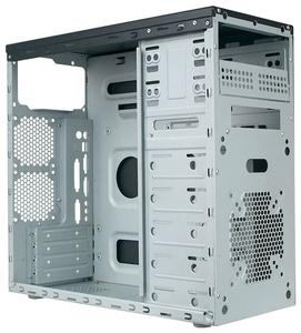HKC Case 4672GD schwarz inkl. 420 Watt Netzteil (Article no. 90344952) - Picture #3