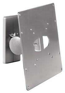 Hama LCD-Wandhalterung Next2 silber für 25.4cm/10