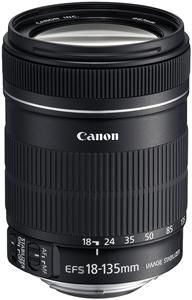 Canon EF-S 18-135/3,5-5,6 IS (item no. 90346369) - Picture #1