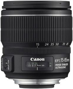 Canon EF-S 15-85/3.5-5.6 IS USM (Article no. 90346370) - Picture #2
