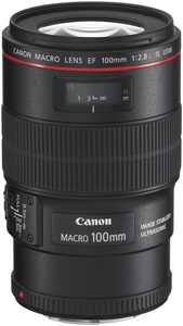 Canon EF 100/2.8L Makro IS USM (Article no. 90346374) - Picture #1