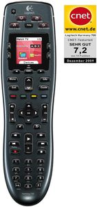 Logitech Harmony 700 Color--LCD, am PC programmierbar (Article no. 90346545) - Picture #1