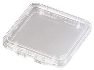 Hama SD Slim Box transparent (Article no. 90346985) - Picture #3
