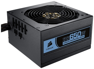 Corsair HX-Series 650 Watt ATX 2.2 (item no. 90347122) - Picture #1