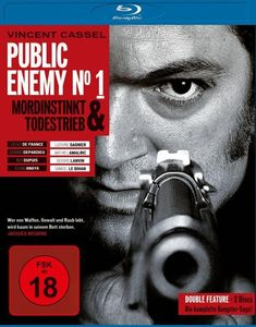 Public Enemy No1 (Double Feature) , (Article no. 90348455) - Picture #1