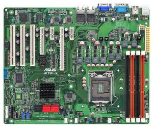 ASUS P7F-X Sockel 1156 ATX Intel 3420 PCH, 4x DDR3 (Dual Channel) (Article no. 90348779) - Picture #1