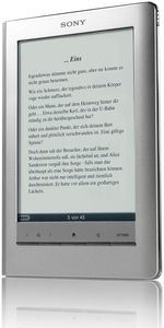 Sony PRS-600S E-Book Reader Touch 15.2cm/6