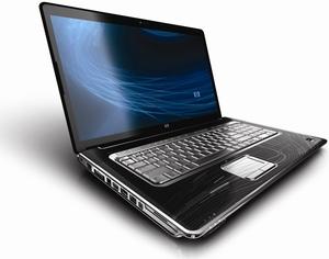 HP Pavilion HDX18-1310eg VHP Core 2 Quad Q9000 2.00GHz, 4(2x2)GB RAM, (Article no. 90349004) - Picture #1