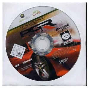 Project Gotham Racing 3 (OEM) (item no. 90349468) - Picture #1