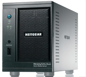 Netgear ReadyNAS Duo ISS Diskles<s Gigabit Desktop Network Storage</h1>