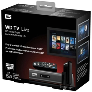 WD TV Live Media Player (Article no. 90350407) - Picture #4