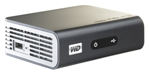 WD TV Live Media Player (Article no. 90350407) - Picture #1