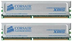 Corsair XMS2 2GB DDR Kit 400MHz, CL3, Kit aus 2x 1GB (Article no. 90350945) - Picture #2