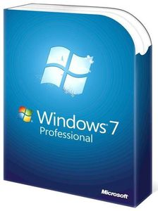 Microsoft Windows 7 Professional , (Article no. 90350958) - Picture #1