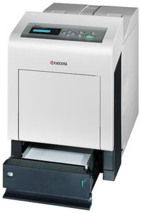 Kyocera FS-C5350DN/KL3 inkl. 3 Jahren KYOLife (Article no. 90353290) - Picture #3