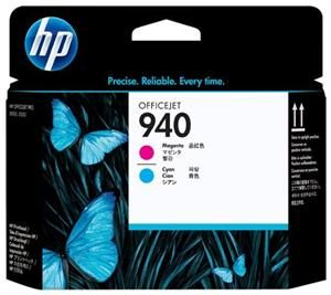 HP 940 Druckkopf Cyan/Magenta (Article no. 90353407) - Picture #3