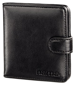 Hama Memory Card Case Vegas schwarz , (Article no. 90355750) - Picture #1