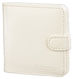 Hama Memory Card Case Vegas weiss , (Article no. 90355752) - Picture #1