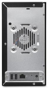 Seagate BlackArmor NAS 220 4TB GB-LAN, 2x USB2.0, SATA2, 800MHz CPU, (Article no. 90357074) - Picture #4