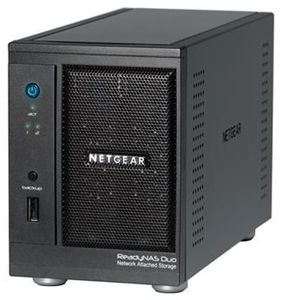 Netgear ReadyNAS Duo 2TB (Article no. 90358556) - Picture #1