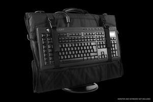Roccat Tusko Flatscreen Bag schwarz (Article no. 90360786) - Picture #2