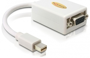 DeLOCK Adapter mini Displayport VGA (Article no. 90362036) - Picture #2