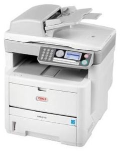 OKI MB470 A4 Laserdrucker/Scanner/Kopierer/Fax, (Article no. 90363679) - Picture #4