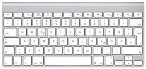Apple Wireless Keyboard (Article no. 90363699) - Picture #1