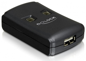 DeLOCK USB2.0 Sharing Switch 2 - 1 (item no. 90367242) - Picture #1