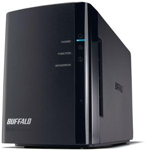 Buffalo LinkStation Duo 2TB (Article no. 90367333) - Picture #2