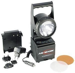 Ansmann Powerlight 5.1 schwarz Taschenlampe schwarz, (Article no. 90367447) - Picture #1