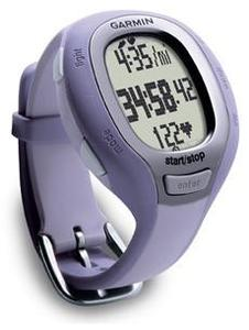 Garmin Forerunner 60 Damen Pulsuhr lila (item no. 90367513) - Picture #1