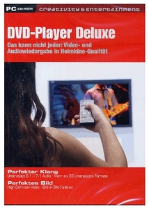 DVD-Player Deluxe (Article no. 90367591) - Picture #1