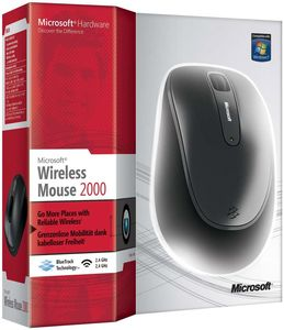 Microsoft Wireless Maus 2000 (Article no. 90368022) - Picture #3