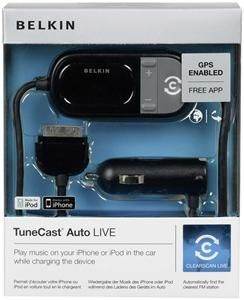 Belkin Tunecast Auto Live FM Transmitter (item no. 90369721) - Picture #2